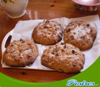 preparación de receta Tortas de Pascua