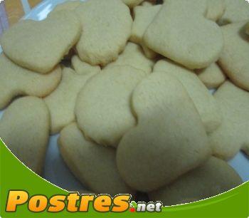 preparación de Postre de Galletitas caseras de mantequilla