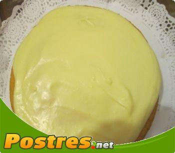 preparación de Postre de Tarta de chocolate blanco