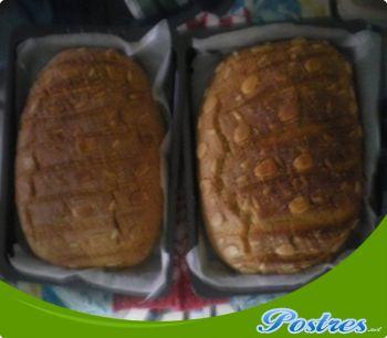 preparación de receta Bizcocho de Semana Santa o Pan duro