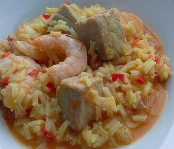 http://www.postres.net/pics//pickkk  arroz con atun fresco y gambas